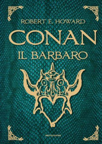Libro Conan il barbaro Robert E. Howard