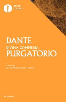 Libro La Divina Commedia – Purgatorio Dante Alighieri