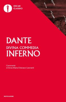 Libro La Divina Commedia – Inferno Dante Alighieri