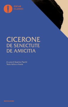 Libro De senectute – De amicitia Marco Tullio Cicerone