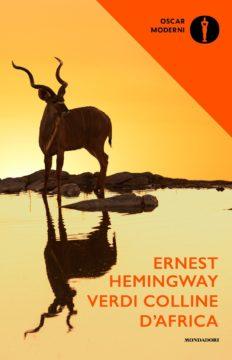 Libro Verdi colline d'Africa Ernest Hemingway
