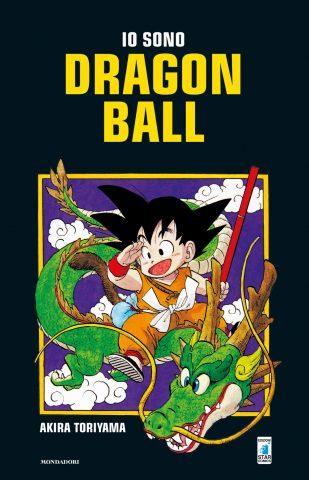 Libro Io sono Dragon Ball Akira Toriyama