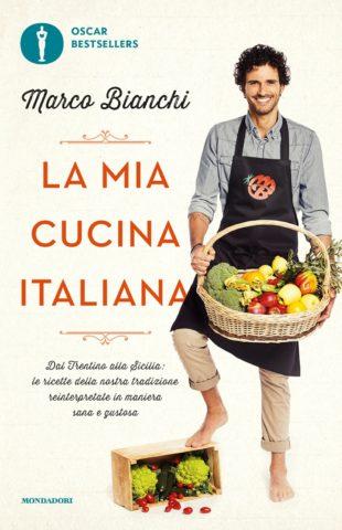 Libro La mia cucina italiana Marco Bianchi