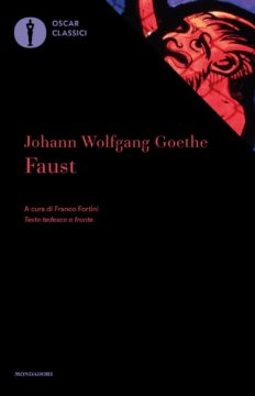 Libro Faust Johann Wolfgang Goethe