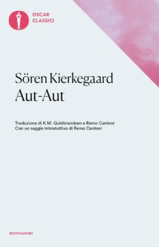 Libro Aut-Aut Sören Kierkegaard