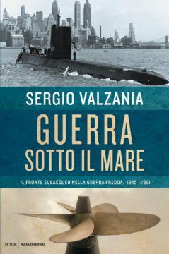 Libro Guerra sotto il mare Sergio Valzania