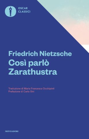 Libro Così parlò Zarathustra Friedrich Nietzsche