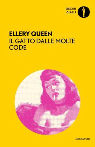 Libro Il gatto dalle molte code Ellery Queen