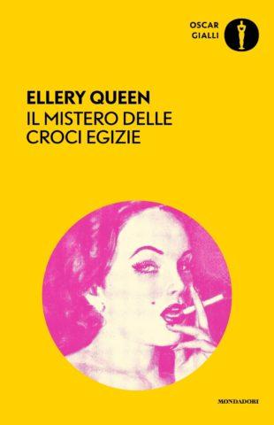 Libro Il mistero delle croci egizie Ellery Queen