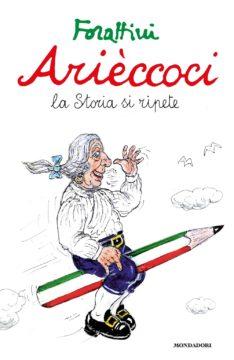 Libro Arièccoci Giorgio Forattini