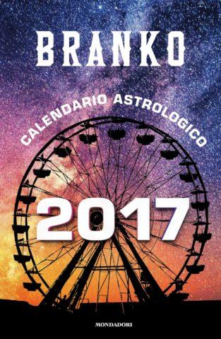 Libro Calendario astrologico 2017 Branko