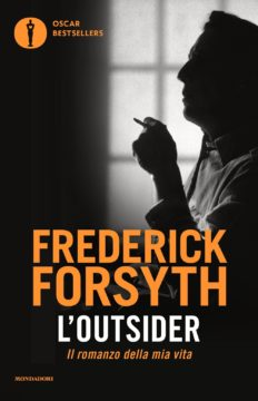 Libro L'Outsider Frederick Forsyth