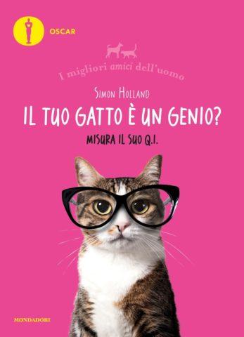 Libro Il tuo gatto è un genio? Simon Holland