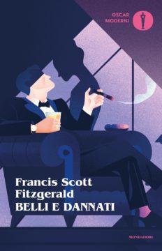 Libro Belli e dannati Francis Scott Fitzgerald