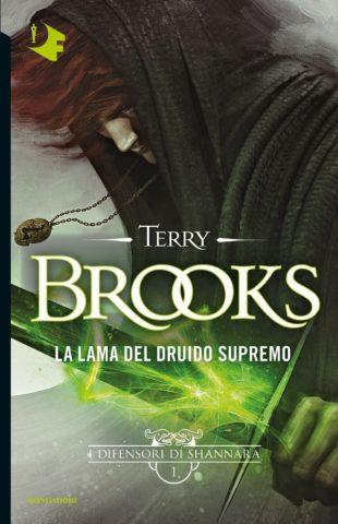 Libro La lama del Druido supremo Terry Brooks