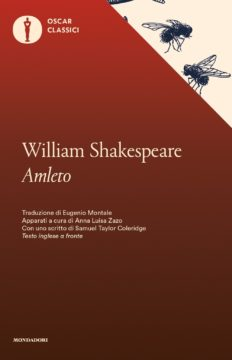 Libro Amleto William Shakespeare