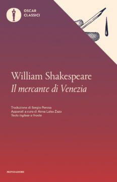 Libro Il mercante di Venezia William Shakespeare