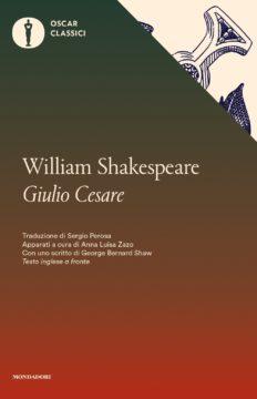 Libro Giulio Cesare William Shakespeare