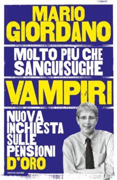 Libro Vampiri Mario Giordano