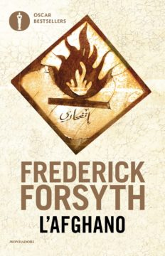 Libro L'afghano Frederick Forsyth