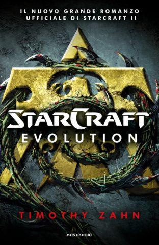 Libro Starcraft – Evolution Timothy Zahn