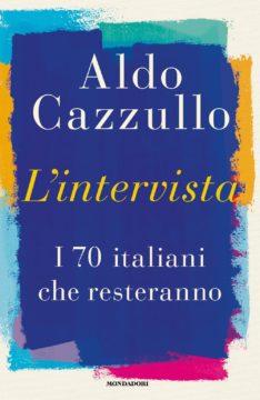 Libro L'intervista Aldo Cazzullo