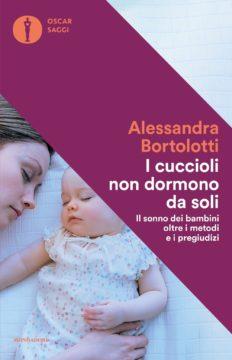 Libro I cuccioli non dormono da soli Alessandra Bortolotti