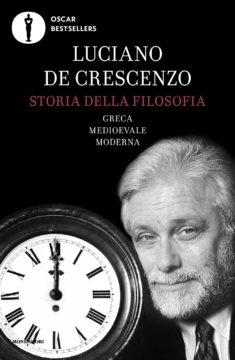 Libro Storia della filosofia Luciano De Crescenzo