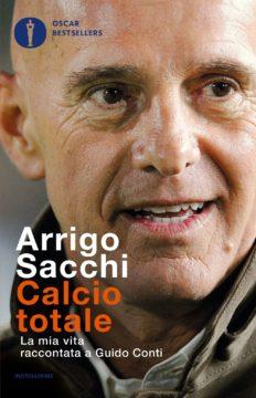 Libro Calcio totale Arrigo Sacchi