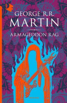 Libro Armageddon Rag George R.R. Martin
