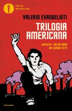 Libro Trilogia americana Valerio Evangelisti