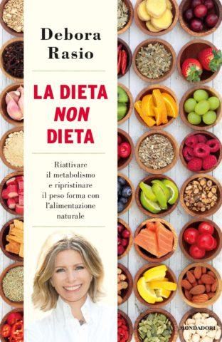 Libro La dieta non dieta Debora Rasio