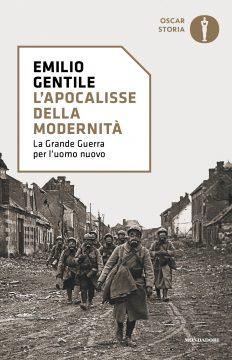 Libro L'apocalisse della modernità Emilio Gentile