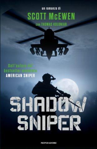 Libro Shadow Sniper Scott McEwen, Thomas Koloniar