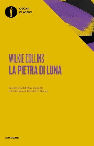 Libro La pietra di luna Wilkie Collins