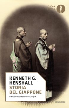 Libro Storia del Giappone Kenneth Henshall