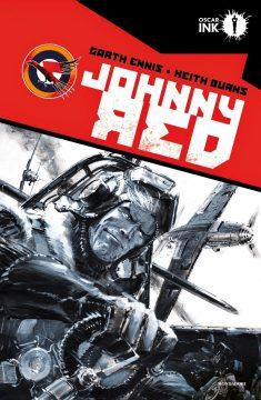 Libro Johnny Red Garth Ennis, Heith Burns