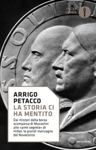 Libro La Storia ci ha mentito Arrigo Petacco