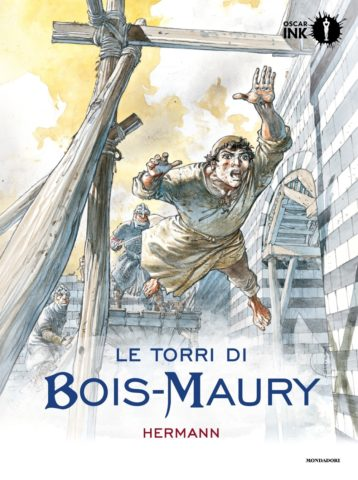 Libro Le torri di Bois-Maury 1 Hermann Huppen