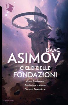 Libro Ciclo delle Fondazioni – 2 Isaac Asimov