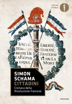 Libro Cittadini Simon Schama