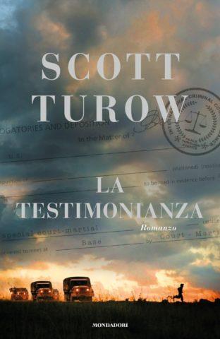 Libro La testimonianza Scott Turow