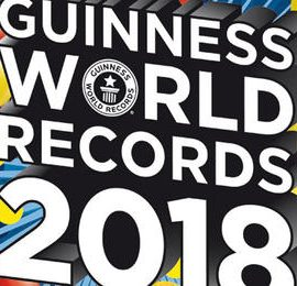 Guinness World Records (GWR) 2018