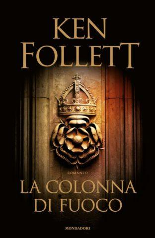 Libro La colonna di fuoco Ken Follett