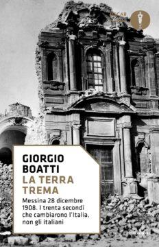 Libro La terra trema Giorgio Boatti