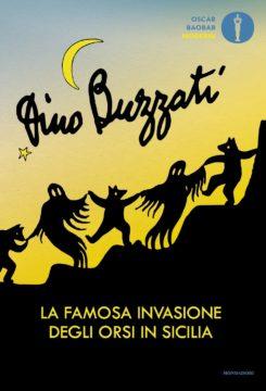 Libro La famosa invasione degli orsi in Sicilia Dino Buzzati