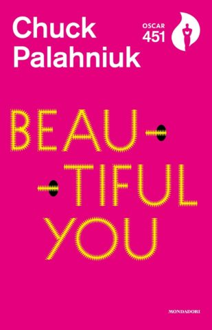 Libro Beautiful You Chuck Palahniuk