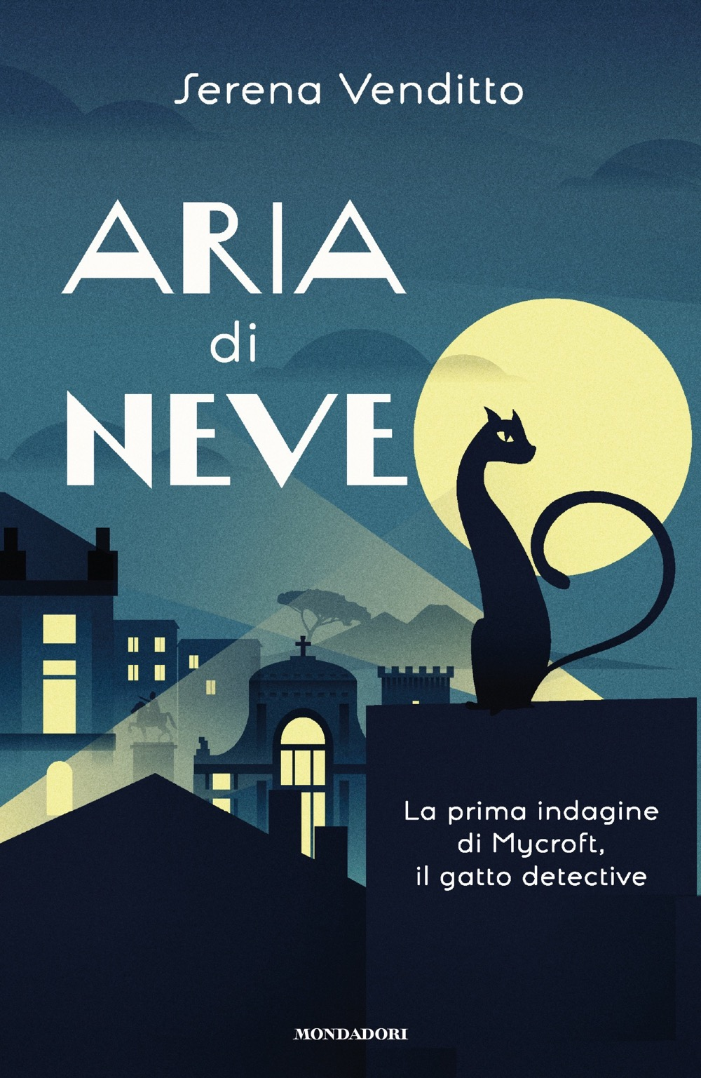 """Risultati immagini per """"Aria di neve"""" di Serena Venditto (Mondadori)"""