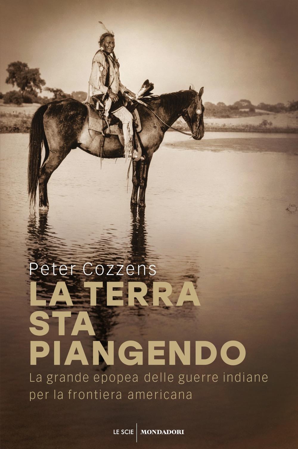 """PETER COZZENS – """"La terra sta piangendo"""""""