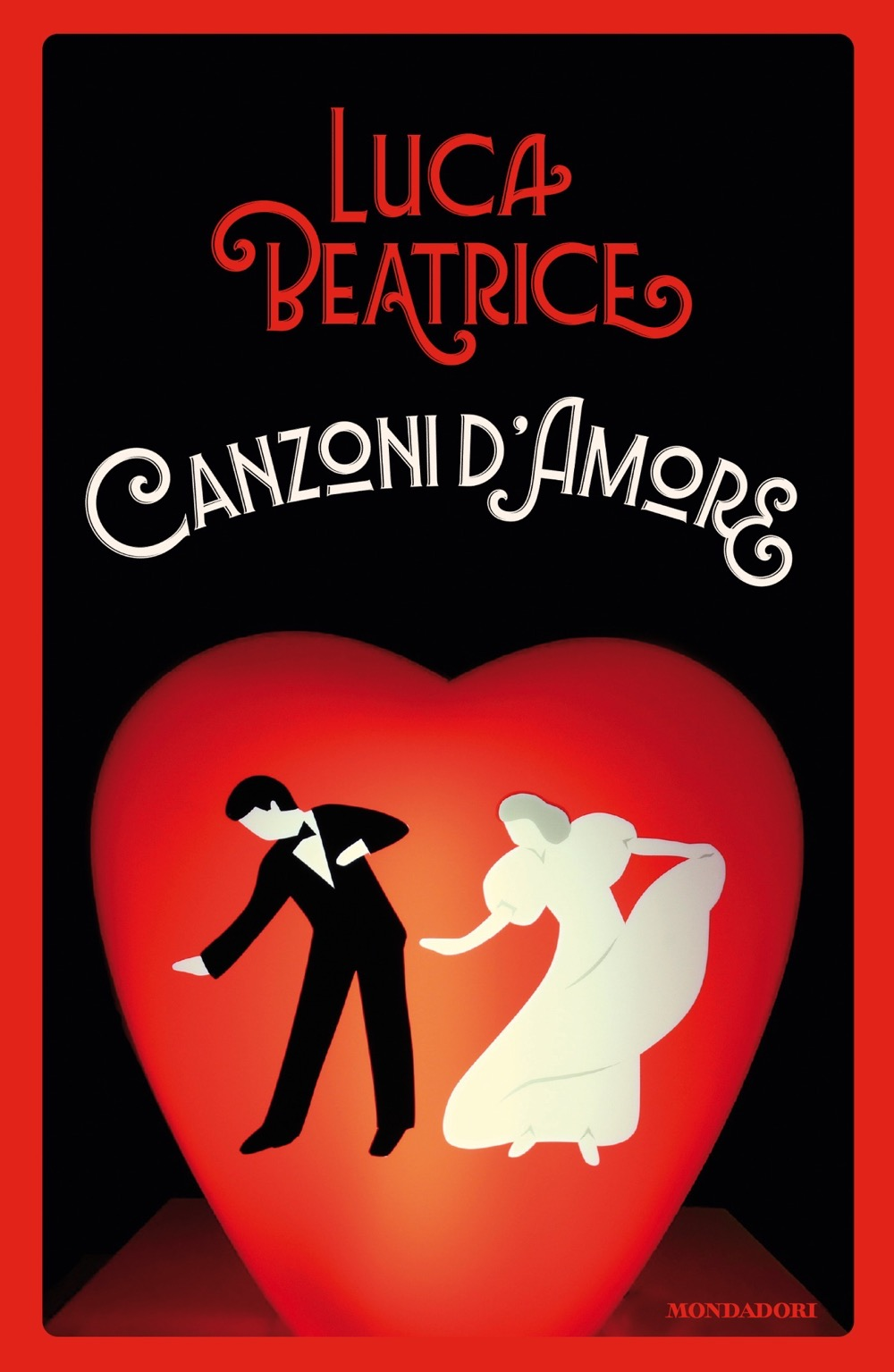 """LUCA BEATRICE – """"Canzoni d'amore;"""""""